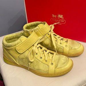 Women's Coach Tennis Shoes